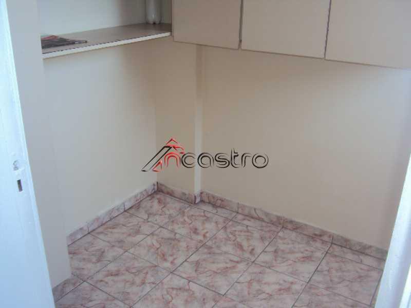 NCastro02 - Apartamento à venda Rua Marechal Bittencourt,Riachuelo, Rio de Janeiro - R$ 225.000 - 2247 - 13