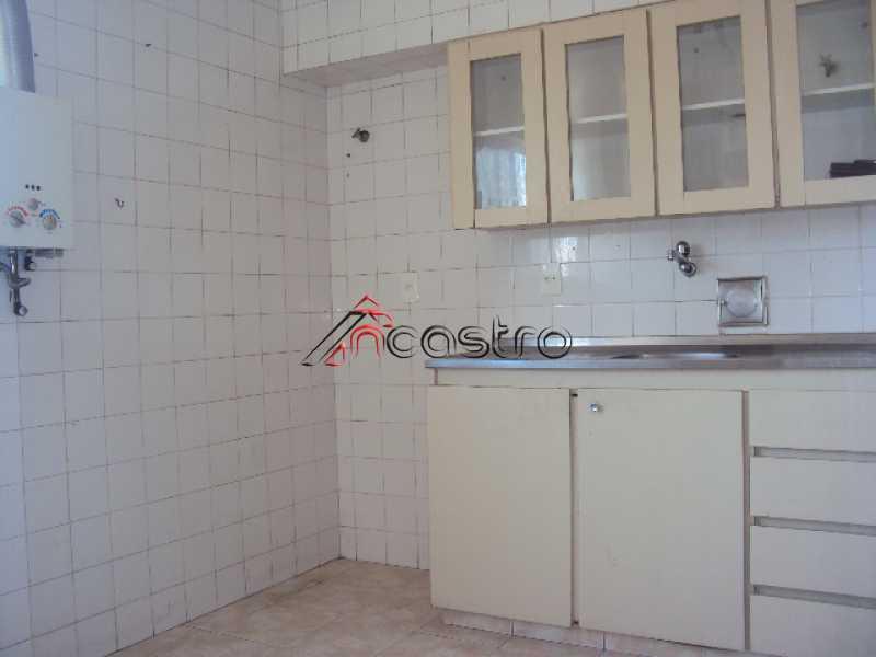NCastro03 - Apartamento à venda Rua Marechal Bittencourt,Riachuelo, Rio de Janeiro - R$ 225.000 - 2247 - 12