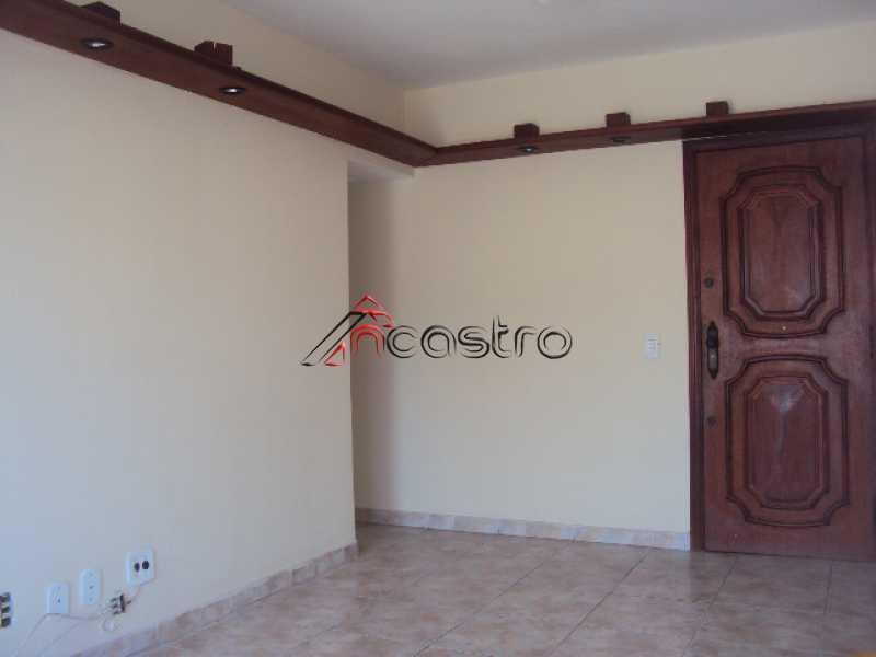 NCastro05 - Apartamento à venda Rua Marechal Bittencourt,Riachuelo, Rio de Janeiro - R$ 225.000 - 2247 - 1