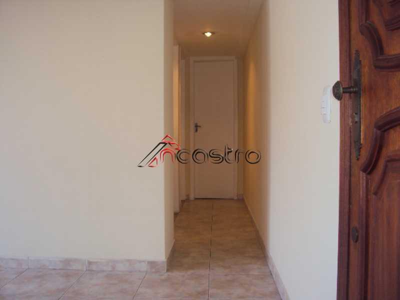 NCastro07 - Apartamento à venda Rua Marechal Bittencourt,Riachuelo, Rio de Janeiro - R$ 225.000 - 2247 - 6