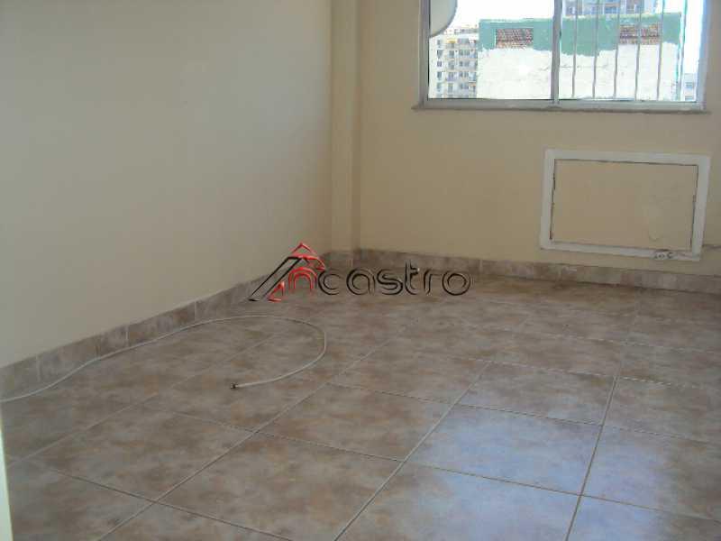 NCastro08 - Apartamento à venda Rua Marechal Bittencourt,Riachuelo, Rio de Janeiro - R$ 225.000 - 2247 - 4