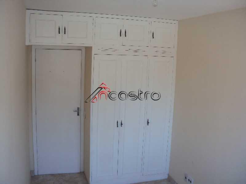 NCastro09 - Apartamento à venda Rua Marechal Bittencourt,Riachuelo, Rio de Janeiro - R$ 225.000 - 2247 - 9