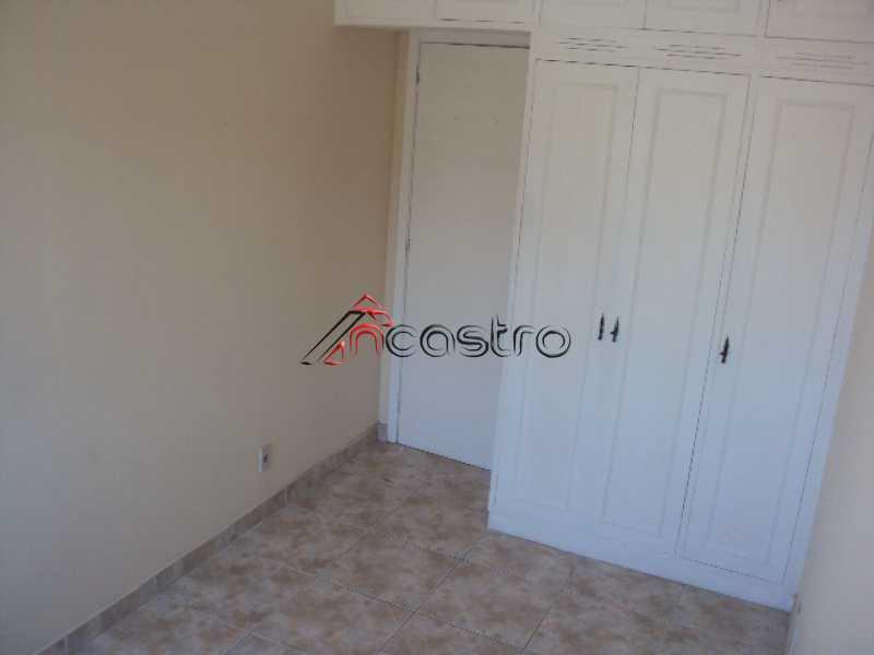 NCastro10 - Apartamento à venda Rua Marechal Bittencourt,Riachuelo, Rio de Janeiro - R$ 225.000 - 2247 - 5