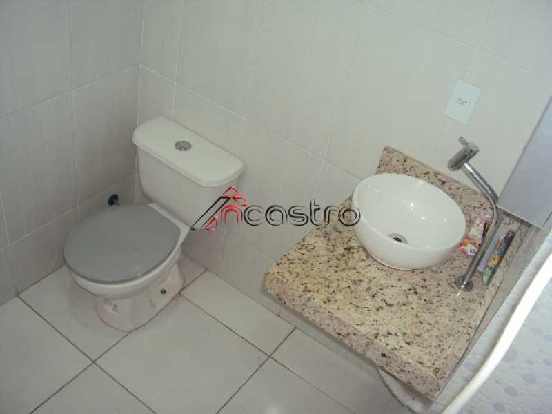 NCastro15 - Apartamento à venda Rua Marechal Bittencourt,Riachuelo, Rio de Janeiro - R$ 225.000 - 2247 - 17