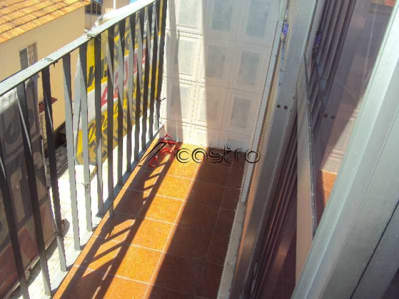 NCastro17 - Apartamento à venda Rua Marechal Bittencourt,Riachuelo, Rio de Janeiro - R$ 225.000 - 2247 - 18