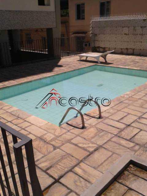 NCastro19. - Apartamento à venda Rua Marechal Bittencourt,Riachuelo, Rio de Janeiro - R$ 225.000 - 2247 - 20