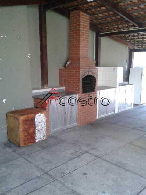 NCastro20. - Apartamento à venda Rua Marechal Bittencourt,Riachuelo, Rio de Janeiro - R$ 225.000 - 2247 - 21