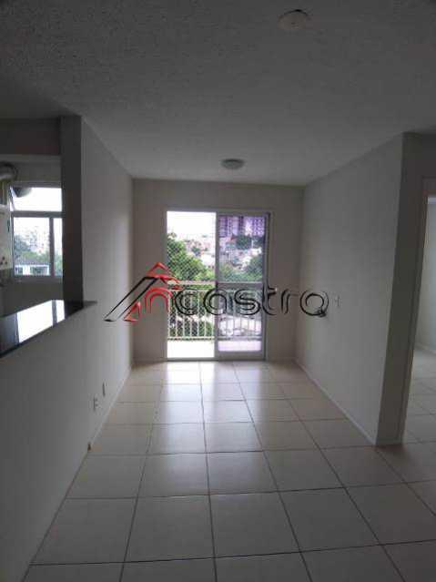 NCastro01. - Apartamento à venda Rua Miguel Cervantes,Cachambi, Rio de Janeiro - R$ 278.000 - 2249 - 1