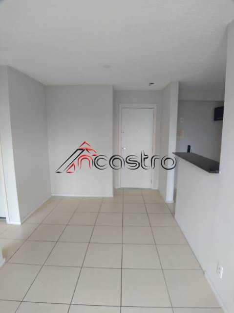 NCastro02. - Apartamento à venda Rua Miguel Cervantes,Cachambi, Rio de Janeiro - R$ 278.000 - 2249 - 5