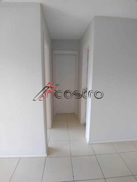 NCastro03. - Apartamento à venda Rua Miguel Cervantes,Cachambi, Rio de Janeiro - R$ 278.000 - 2249 - 11