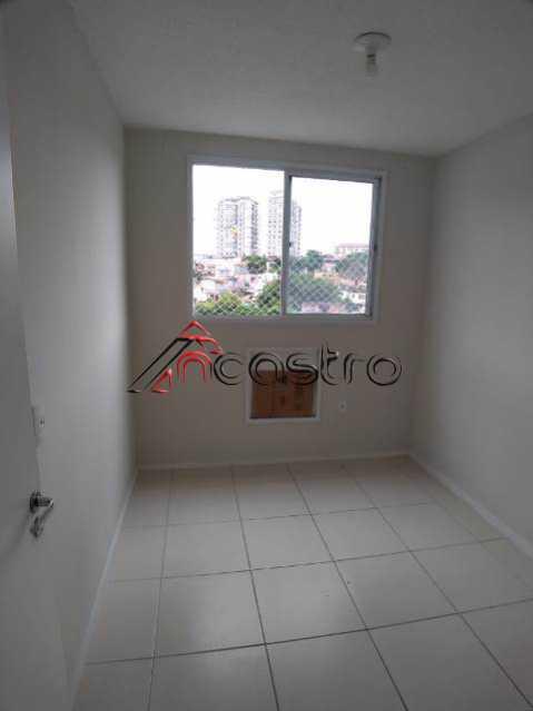 NCastro05. - Apartamento à venda Rua Miguel Cervantes,Cachambi, Rio de Janeiro - R$ 278.000 - 2249 - 6