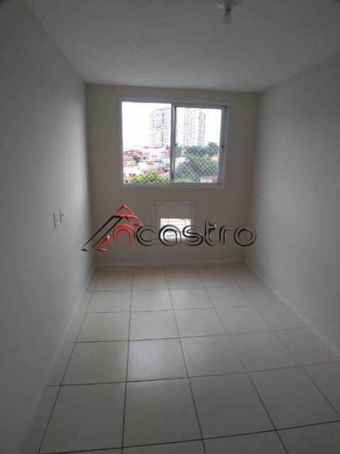 NCastro07. - Apartamento à venda Rua Miguel Cervantes,Cachambi, Rio de Janeiro - R$ 278.000 - 2249 - 10