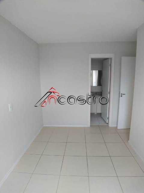 NCastro08. - Apartamento à venda Rua Miguel Cervantes,Cachambi, Rio de Janeiro - R$ 278.000 - 2249 - 8