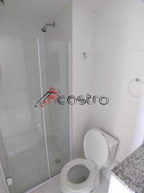 NCastro10. - Apartamento à venda Rua Miguel Cervantes,Cachambi, Rio de Janeiro - R$ 278.000 - 2249 - 22