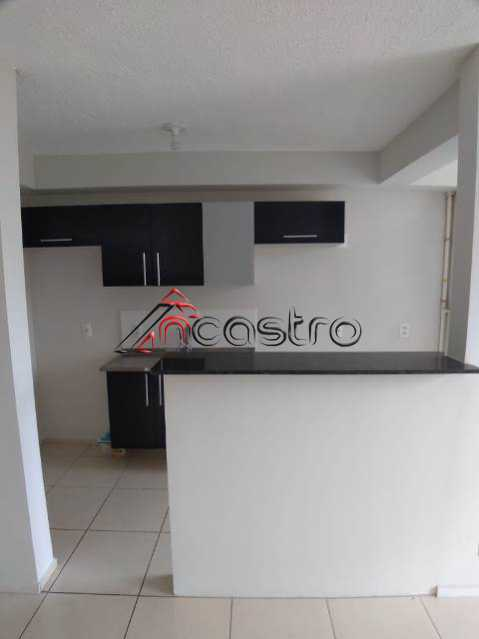 NCastro12. - Apartamento à venda Rua Miguel Cervantes,Cachambi, Rio de Janeiro - R$ 278.000 - 2249 - 13