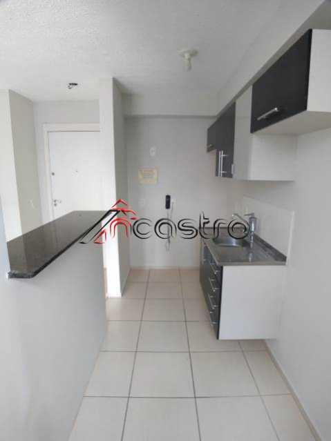 NCastro13. - Apartamento à venda Rua Miguel Cervantes,Cachambi, Rio de Janeiro - R$ 278.000 - 2249 - 16