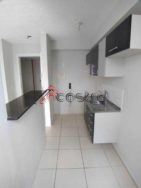 NCastro14. - Apartamento à venda Rua Miguel Cervantes,Cachambi, Rio de Janeiro - R$ 278.000 - 2249 - 17