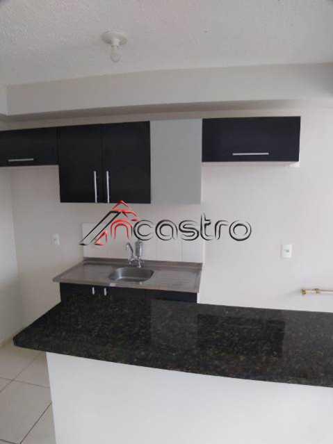 NCastro15. - Apartamento à venda Rua Miguel Cervantes,Cachambi, Rio de Janeiro - R$ 278.000 - 2249 - 14