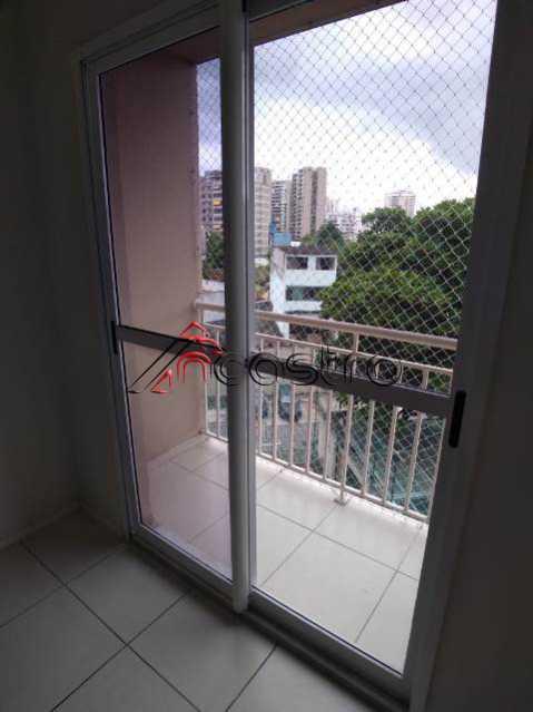 NCastro19. - Apartamento à venda Rua Miguel Cervantes,Cachambi, Rio de Janeiro - R$ 278.000 - 2249 - 23