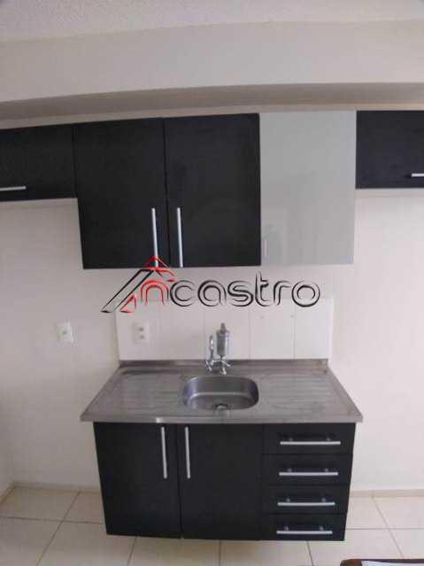 NCastro20. - Apartamento à venda Rua Miguel Cervantes,Cachambi, Rio de Janeiro - R$ 278.000 - 2249 - 15