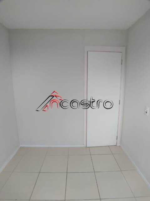 NCastro21. - Apartamento à venda Rua Miguel Cervantes,Cachambi, Rio de Janeiro - R$ 278.000 - 2249 - 7