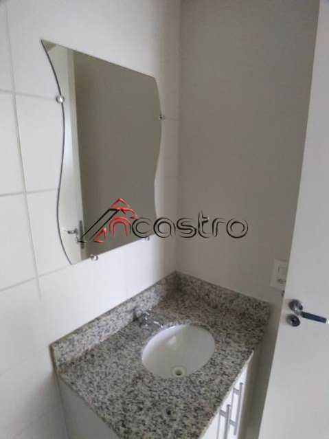 NCastro25. - Apartamento à venda Rua Miguel Cervantes,Cachambi, Rio de Janeiro - R$ 278.000 - 2249 - 26