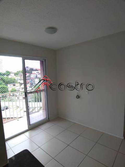 NCastro26. - Apartamento à venda Rua Miguel Cervantes,Cachambi, Rio de Janeiro - R$ 278.000 - 2249 - 4