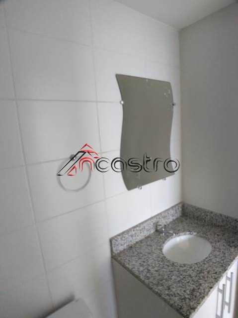 NCastro27. - Apartamento à venda Rua Miguel Cervantes,Cachambi, Rio de Janeiro - R$ 278.000 - 2249 - 27