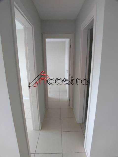 NCastro28. - Apartamento à venda Rua Miguel Cervantes,Cachambi, Rio de Janeiro - R$ 278.000 - 2249 - 9