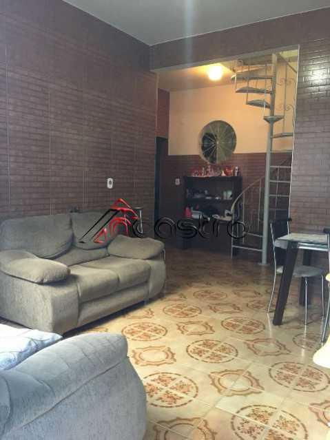 NCastro01. - Casa de Vila à venda Rua Leopoldina Rego,Olaria, Rio de Janeiro - R$ 350.000 - M2115 - 3