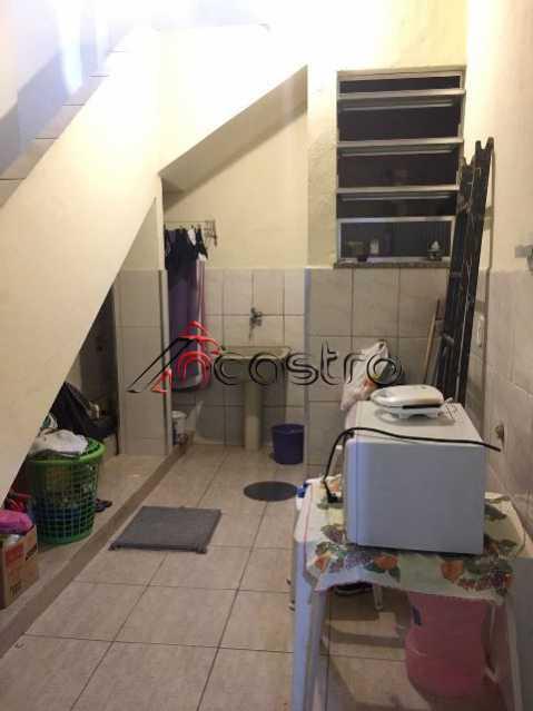 NCastro03. - Casa de Vila à venda Rua Leopoldina Rego,Olaria, Rio de Janeiro - R$ 350.000 - M2115 - 7