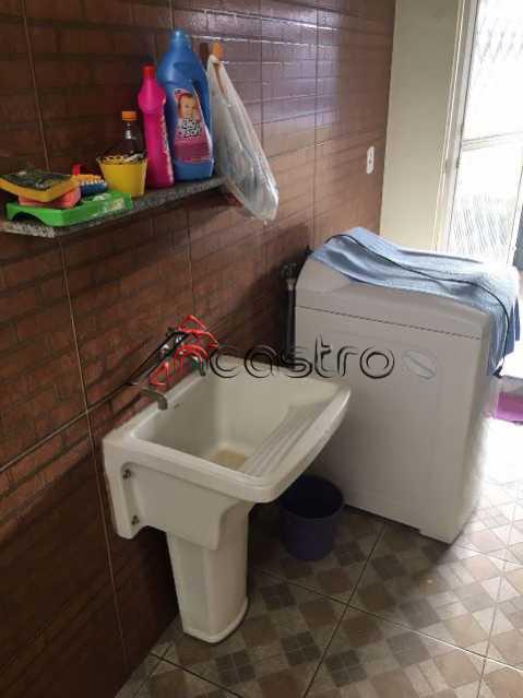 NCastro07. - Casa de Vila à venda Rua Leopoldina Rego,Olaria, Rio de Janeiro - R$ 350.000 - M2115 - 11