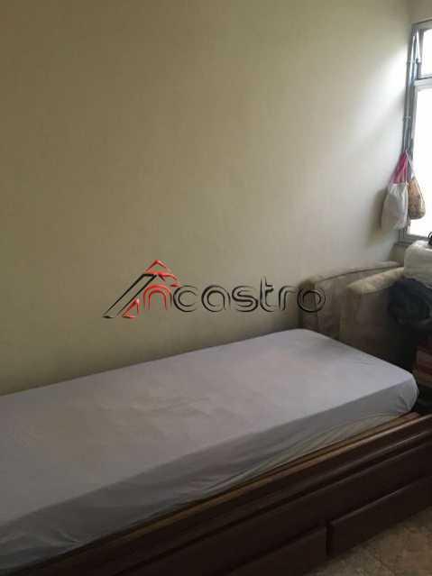 NCastro08. - Casa de Vila à venda Rua Leopoldina Rego,Olaria, Rio de Janeiro - R$ 350.000 - M2115 - 12