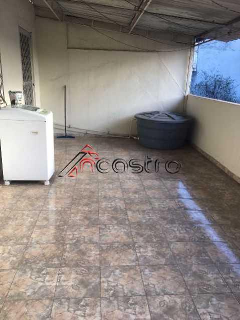 NCastro09. - Casa de Vila à venda Rua Leopoldina Rego,Olaria, Rio de Janeiro - R$ 350.000 - M2115 - 13