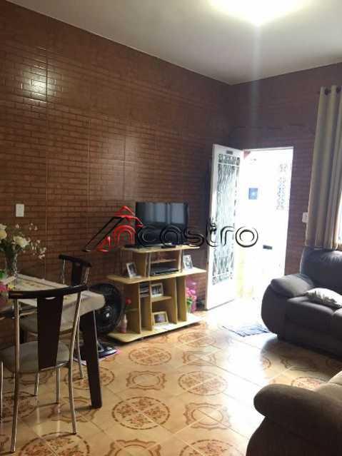 NCastro11. - Casa de Vila à venda Rua Leopoldina Rego,Olaria, Rio de Janeiro - R$ 350.000 - M2115 - 1