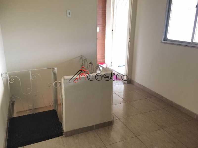 NCastro12. - Casa de Vila à venda Rua Leopoldina Rego,Olaria, Rio de Janeiro - R$ 350.000 - M2115 - 15