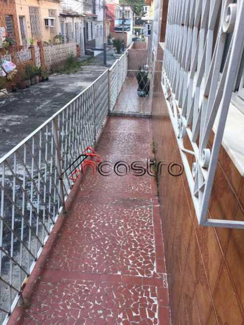 NCastro18. - Casa de Vila à venda Rua Leopoldina Rego,Olaria, Rio de Janeiro - R$ 350.000 - M2115 - 24