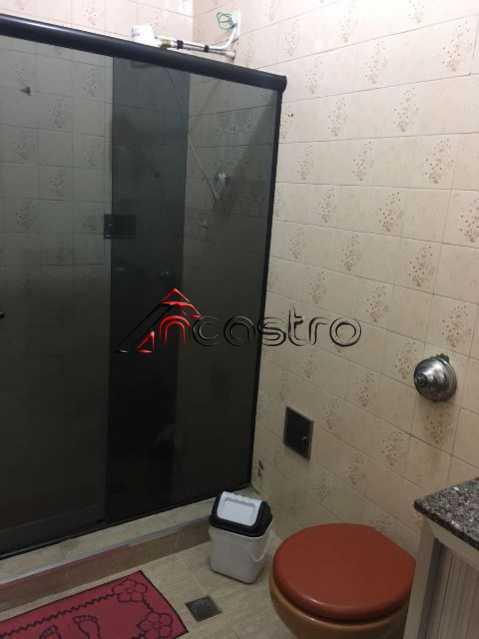 NCastro20. - Casa de Vila à venda Rua Leopoldina Rego,Olaria, Rio de Janeiro - R$ 350.000 - M2115 - 19