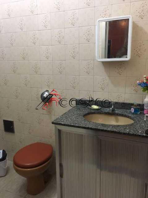 NCastro21. - Casa de Vila à venda Rua Leopoldina Rego,Olaria, Rio de Janeiro - R$ 350.000 - M2115 - 20