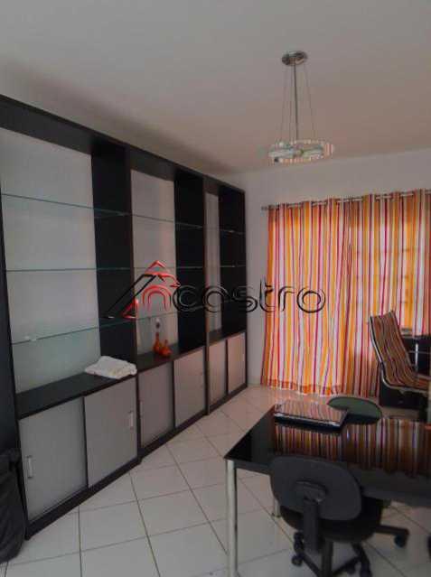 NCastro01 - Casa à venda Rua Filgueiras Lima,Riachuelo, Rio de Janeiro - R$ 500.000 - M2166 - 27