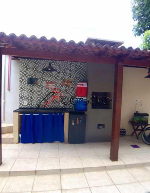 NCastro02 - Casa à venda Rua Filgueiras Lima,Riachuelo, Rio de Janeiro - R$ 500.000 - M2166 - 7