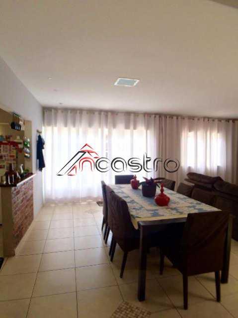NCastro03 - Casa à venda Rua Filgueiras Lima,Riachuelo, Rio de Janeiro - R$ 500.000 - M2166 - 13