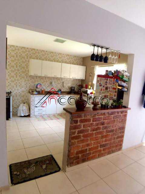 NCastro04 - Casa à venda Rua Filgueiras Lima,Riachuelo, Rio de Janeiro - R$ 500.000 - M2166 - 9