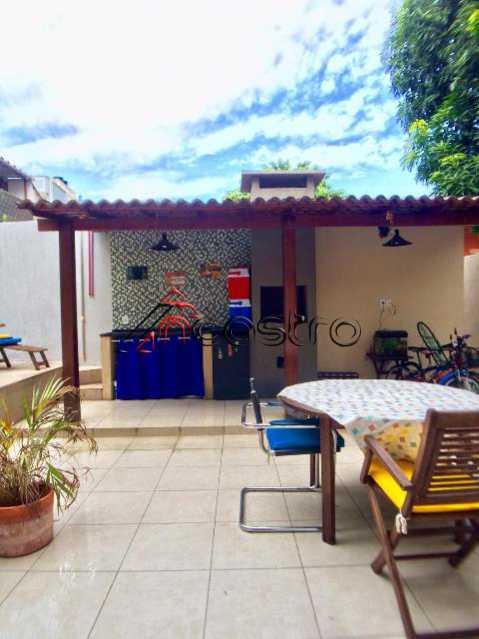 NCastro07 - Casa à venda Rua Filgueiras Lima,Riachuelo, Rio de Janeiro - R$ 500.000 - M2166 - 5