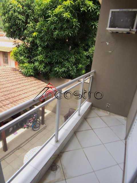 NCastro09 - Casa à venda Rua Filgueiras Lima,Riachuelo, Rio de Janeiro - R$ 500.000 - M2166 - 25