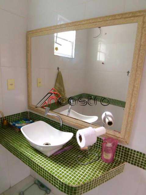 NCastro10 - Casa à venda Rua Filgueiras Lima,Riachuelo, Rio de Janeiro - R$ 500.000 - M2166 - 18