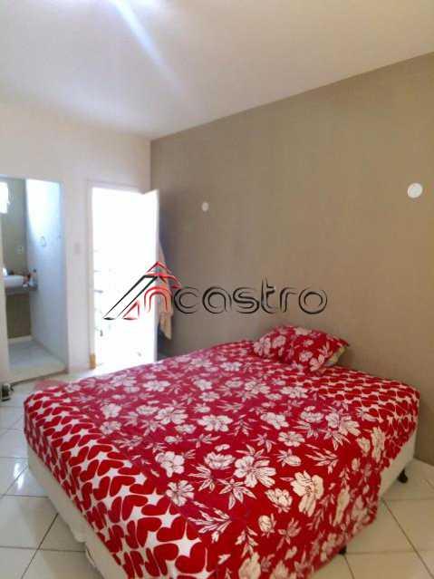 NCastro11 - Casa à venda Rua Filgueiras Lima,Riachuelo, Rio de Janeiro - R$ 500.000 - M2166 - 23