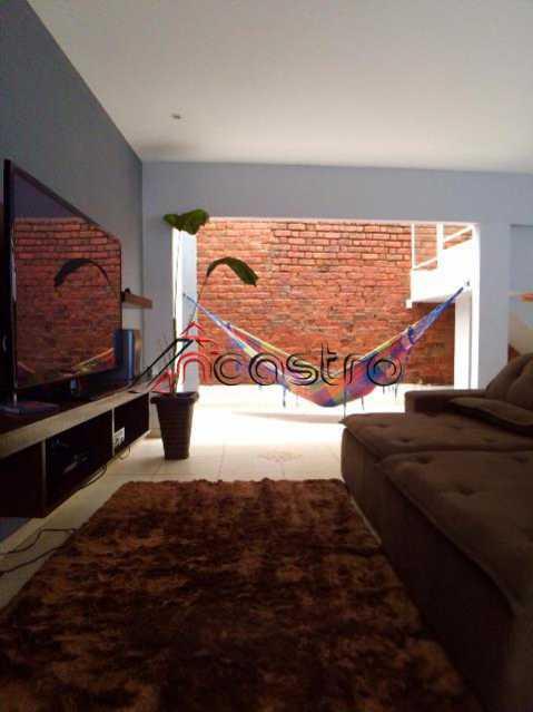 NCastro12 - Casa à venda Rua Filgueiras Lima,Riachuelo, Rio de Janeiro - R$ 500.000 - M2166 - 14