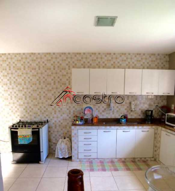 NCastro13 - Casa à venda Rua Filgueiras Lima,Riachuelo, Rio de Janeiro - R$ 500.000 - M2166 - 10