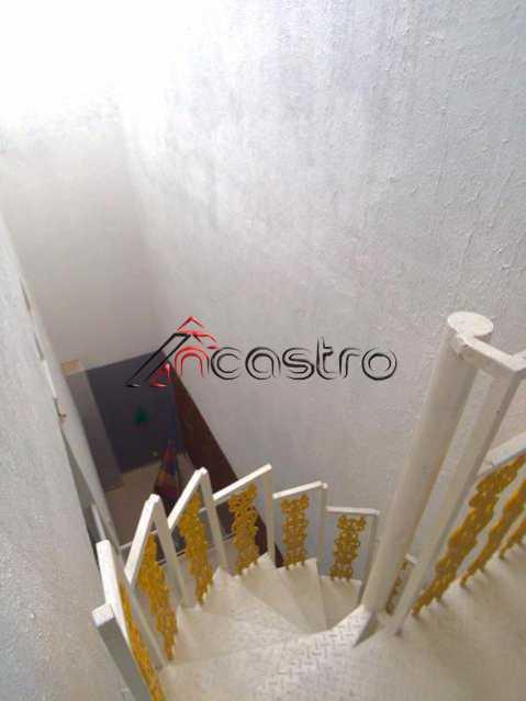 NCastro14 - Casa à venda Rua Filgueiras Lima,Riachuelo, Rio de Janeiro - R$ 500.000 - M2166 - 29